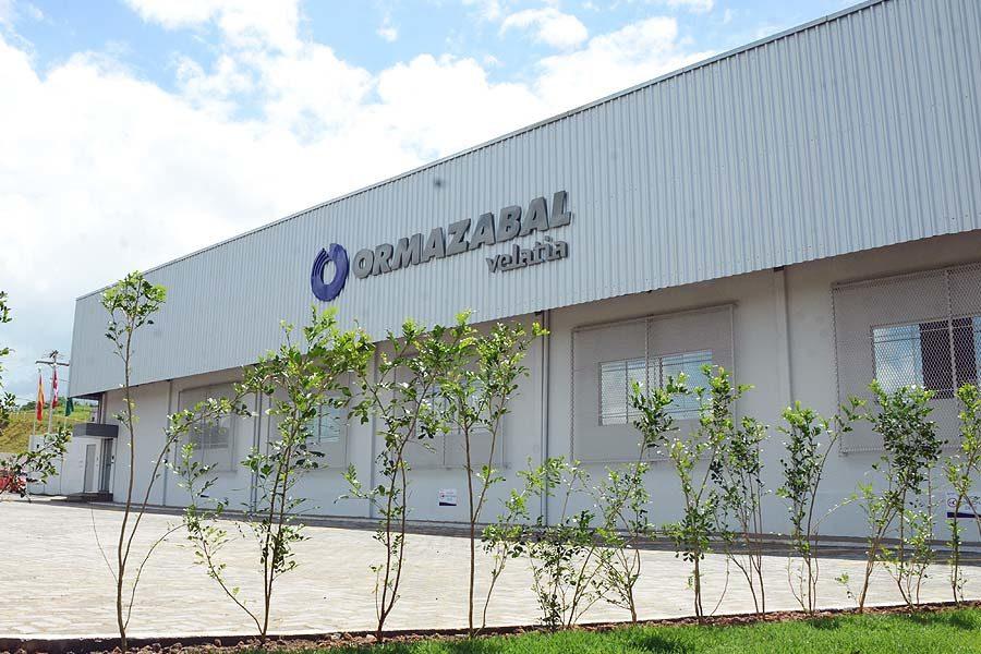 Ormazabal inaugura nueva fábrica