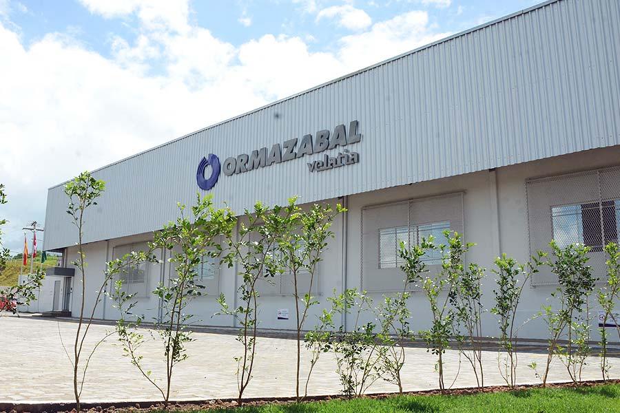 Velatia: Ormazabal inaugura nueva fábrica