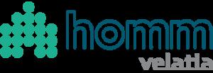 Velatia: logotipo de Homm