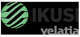 Velatia: logotipo de Ikusi
