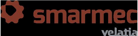 Velatia: logotipo de Smarmec