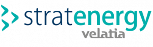 Velatia: logotipo de Stratenergy