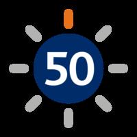 Velatia: 50