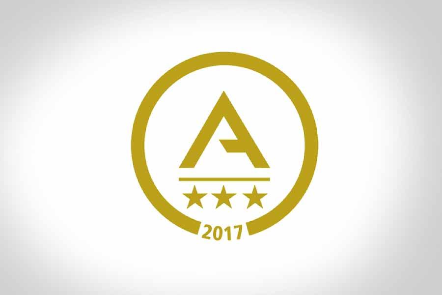 """Premio """"A de oro"""" en reconocimiento a la gestión avanzada para Ormazabal y cía."""