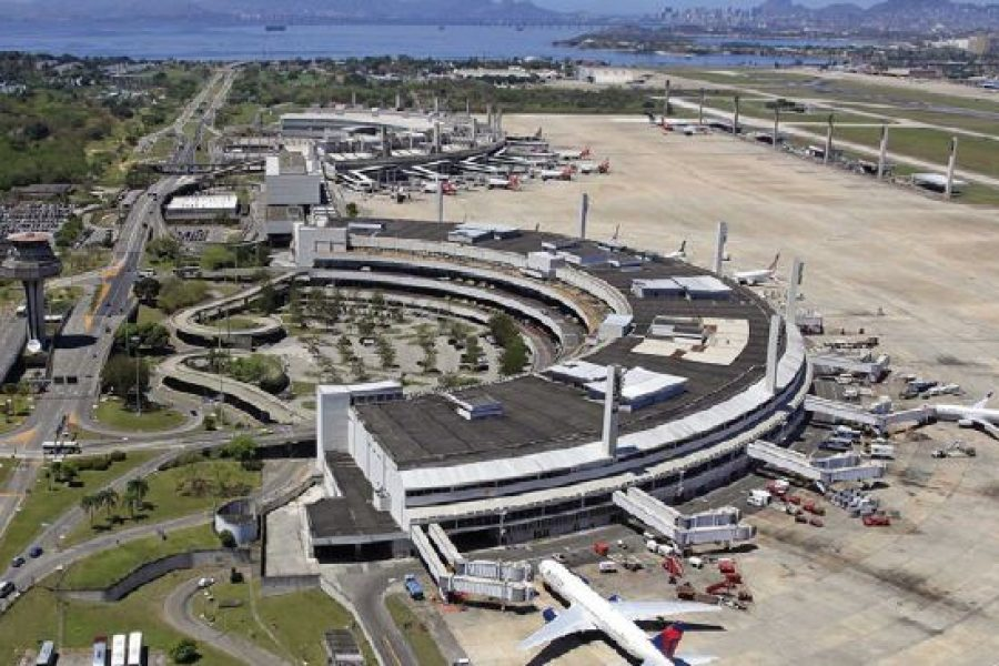 Recurrent Services at Rio Galeao Airport