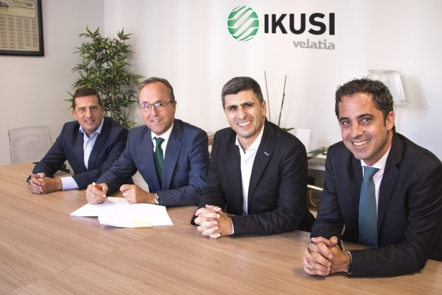 Ikusi buys Aryse, a telecommunications networks and IT infrastructures company