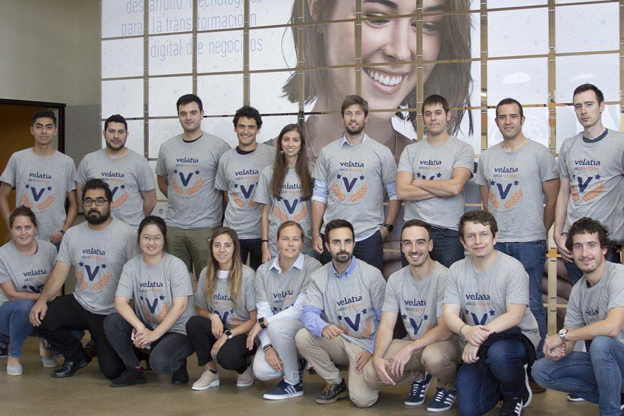 Tiene lugar la tercera convocatoria del programa ARCO de Velatia