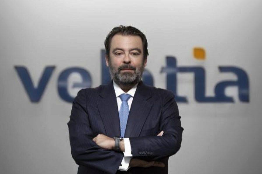 Javier Ormazabal, President of Velatia, joins the board of trustees of the Novia Salcedo Foundation