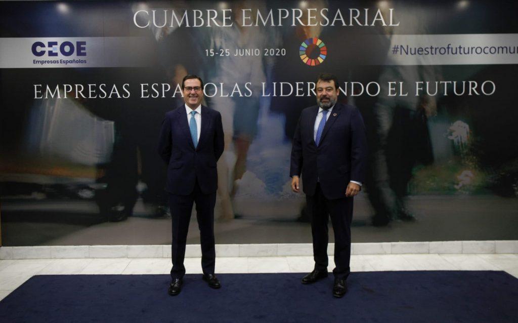 Javier Ormazabal CEOE