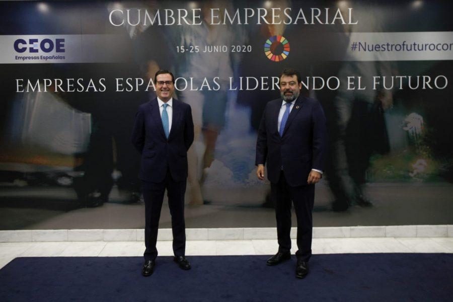 """Javier Ormazabal: """"Resulta urgente desarrollar una política que tenga por objetivo elevar el peso industrial en nuestro PIB"""""""