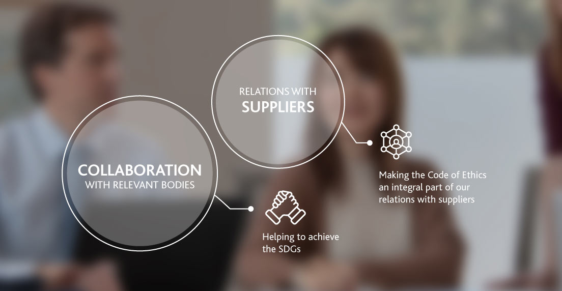 Velatia: Responsible Alliances and Relations with Partners and Suppliers
