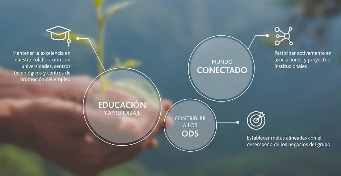 Velatia: sostenibilidad, impacto en la sociedad