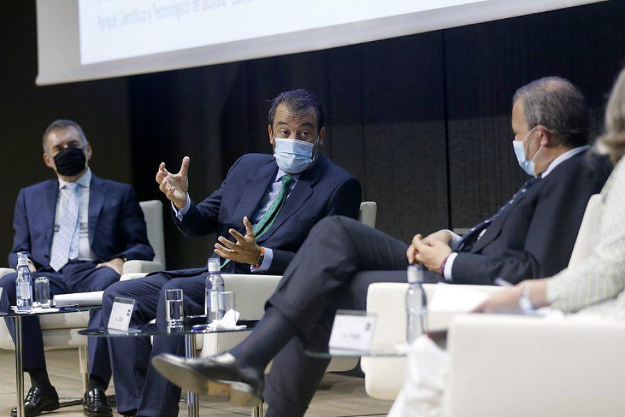 """Javier Ormazabal, presidente de Velatia: """"El coraje es un motor para la innovación en Velatia"""""""