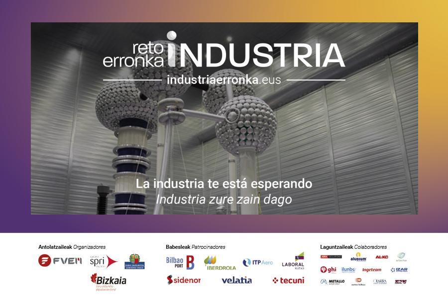 Industria Erronka Patrocinadores